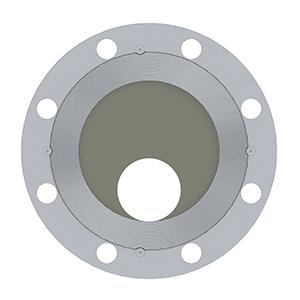 Custom Orifice Plate Design for Slurry