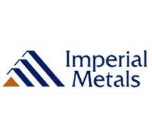 Imperial Metals Logo