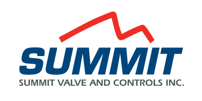 Summit Valve and Controls Logo